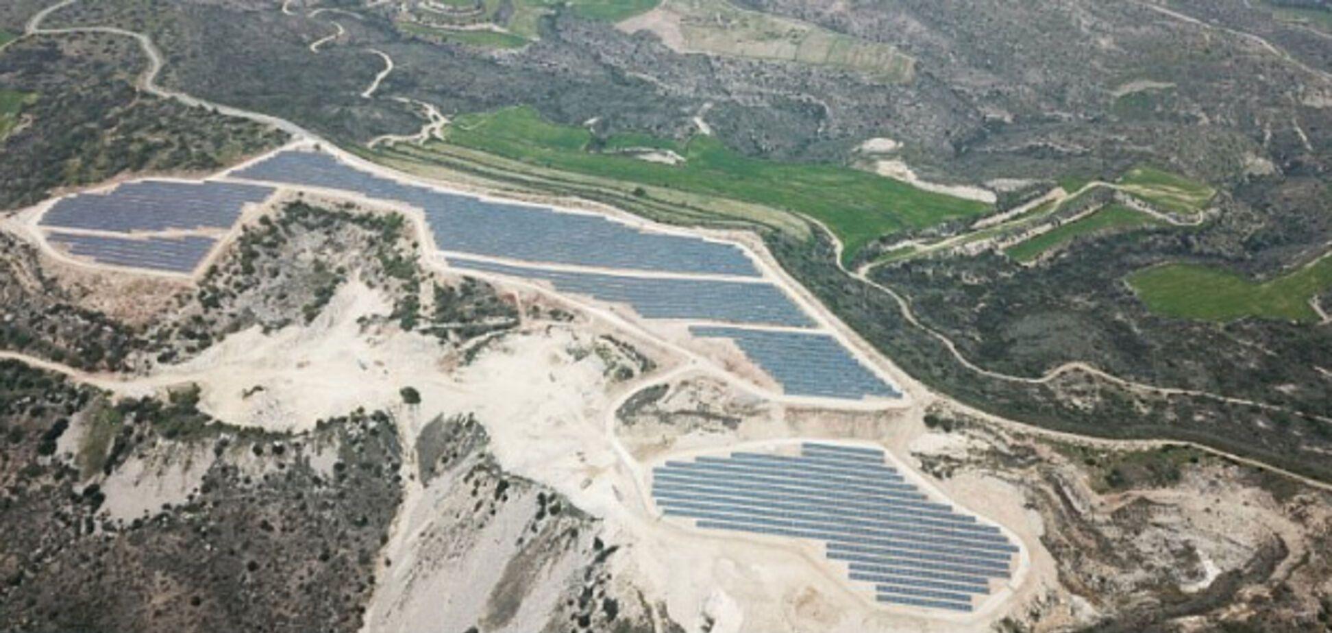 В Європі будівельники отримуватимуть матеріали завдяки енергії сонця