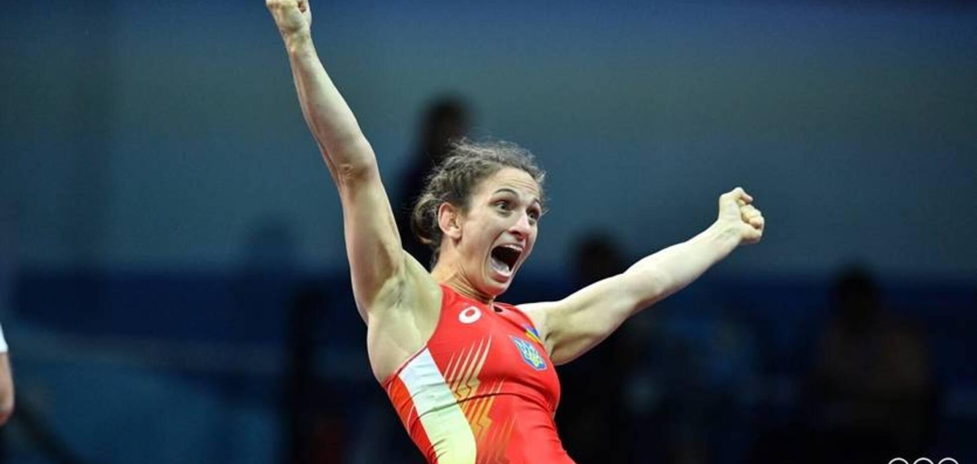 Українка феєрично здолала росіянку і стала 3-разовою чемпіонкою Європи з боротьби