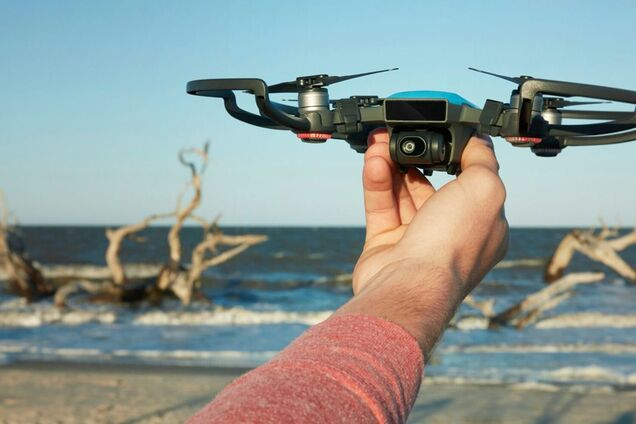 Блокировка дронов