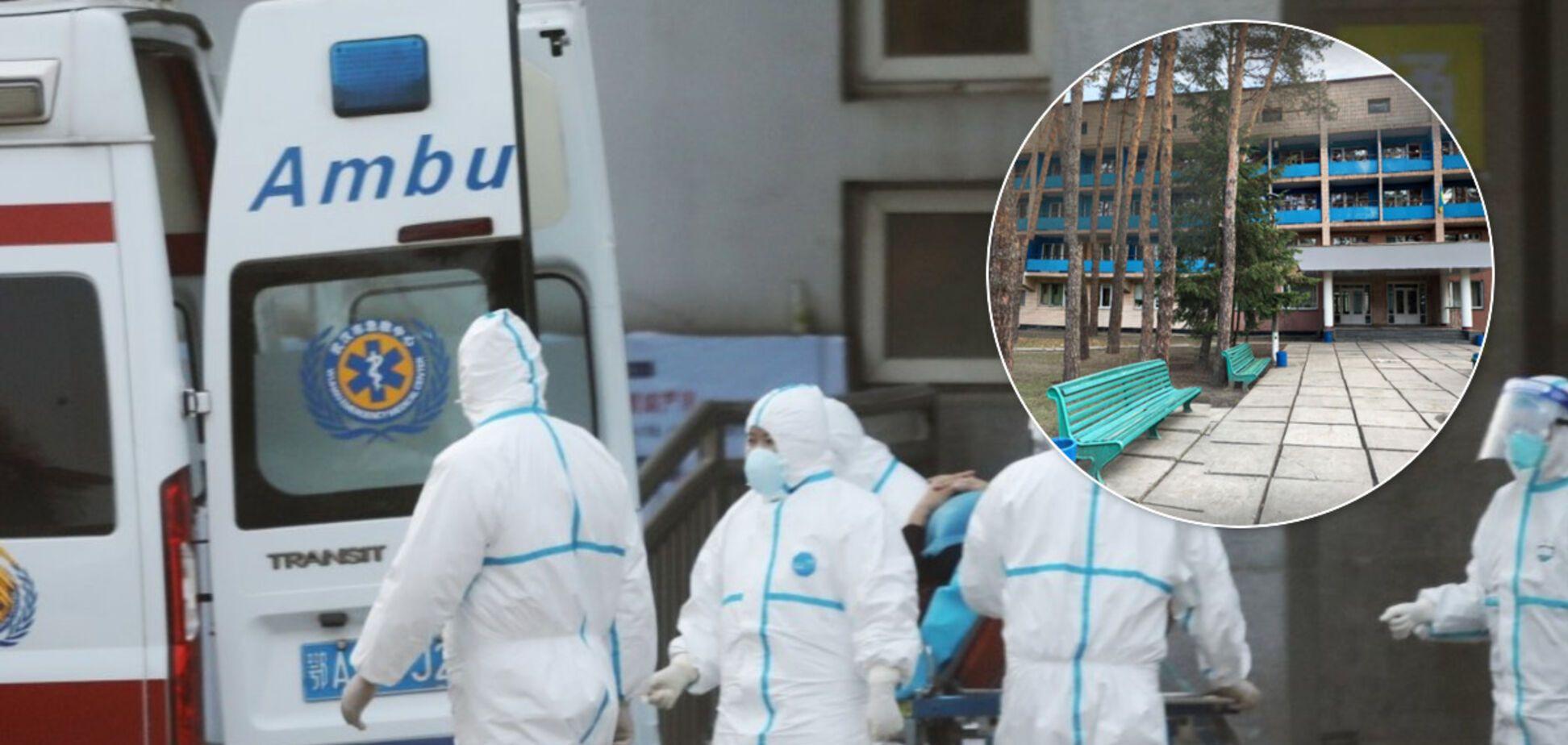 Українців з охопленого коронавірусом Китаю хочуть поселити в дитячому санаторії: деталі скандалу