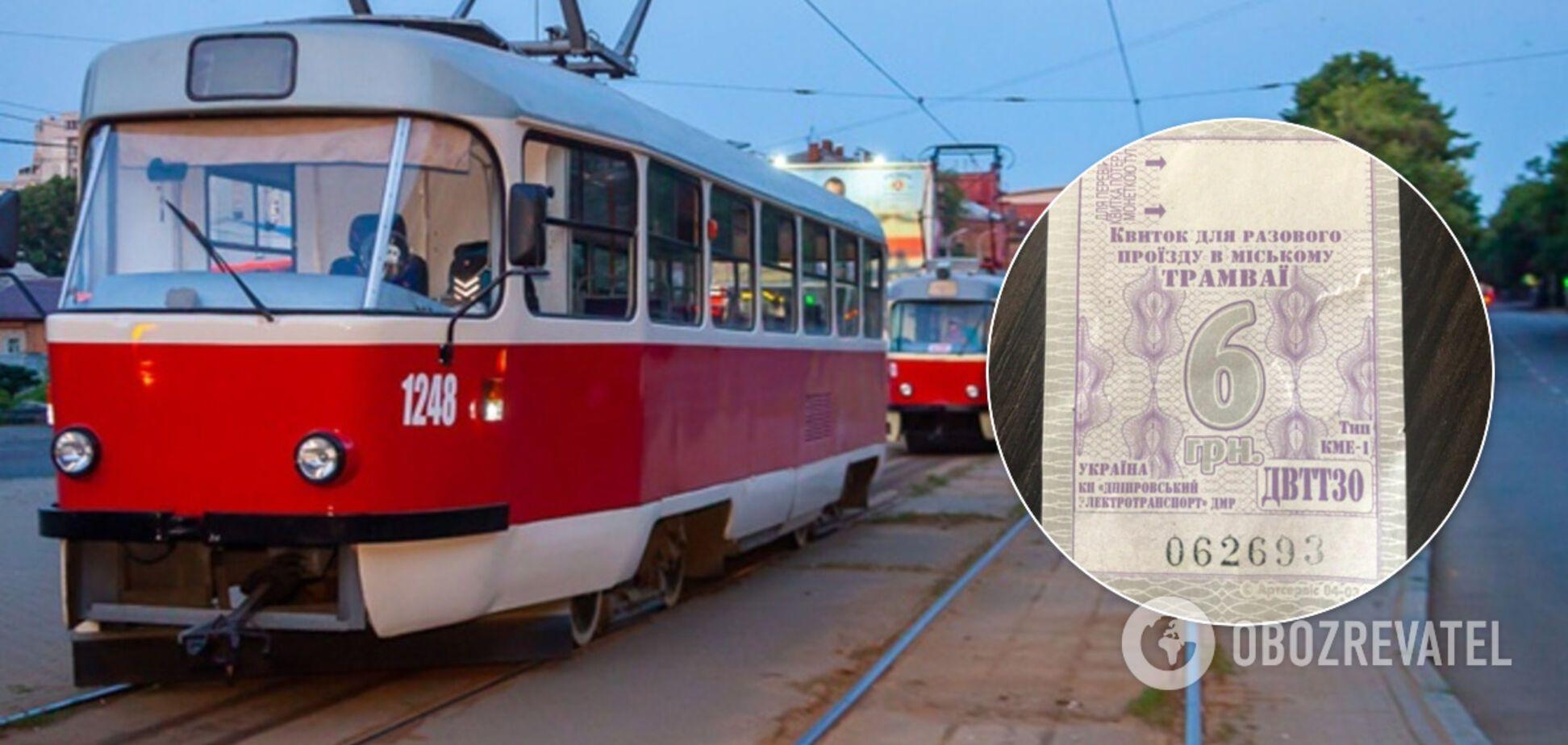 Как кондукторы электротранспорта наживаются на жителях Днепра