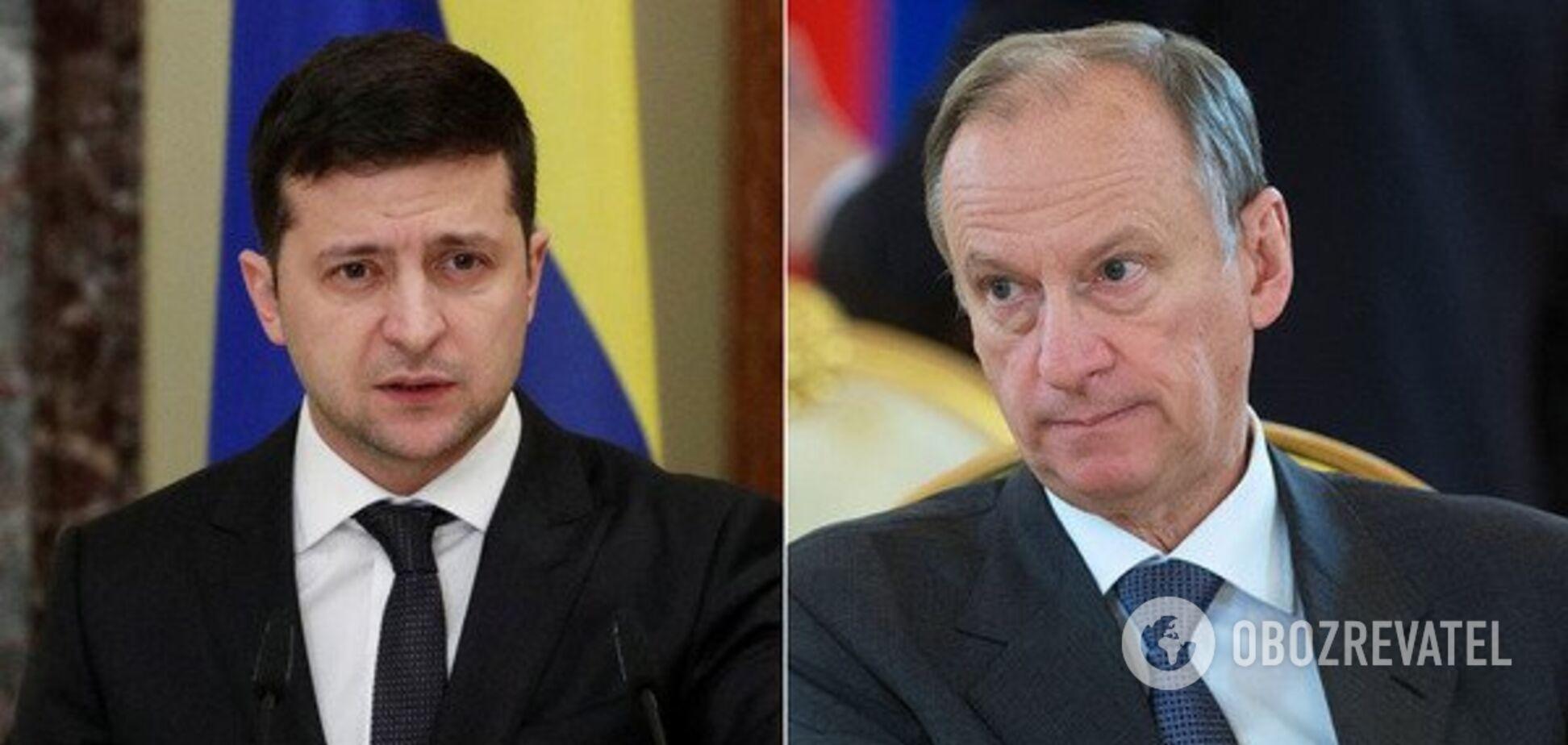 Зустріч Зеленського з Патрушевим: з'явилася перша реакція Кремля