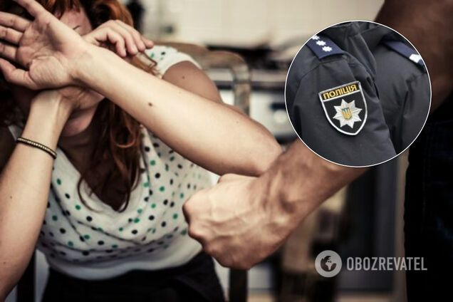 У Києві спалахнув скандал із поліцією через домашнє насилля