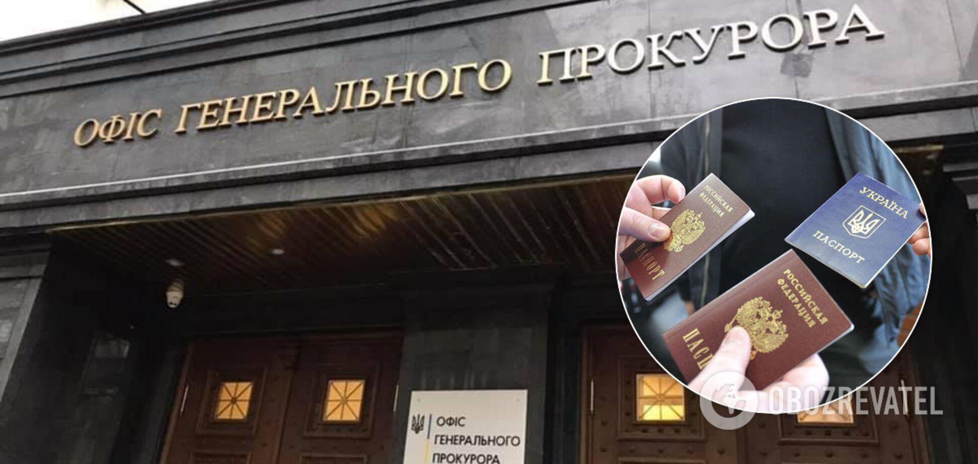 Україна підготувала жорстку відповідь Путіну за видачу паспортів на Донбасі