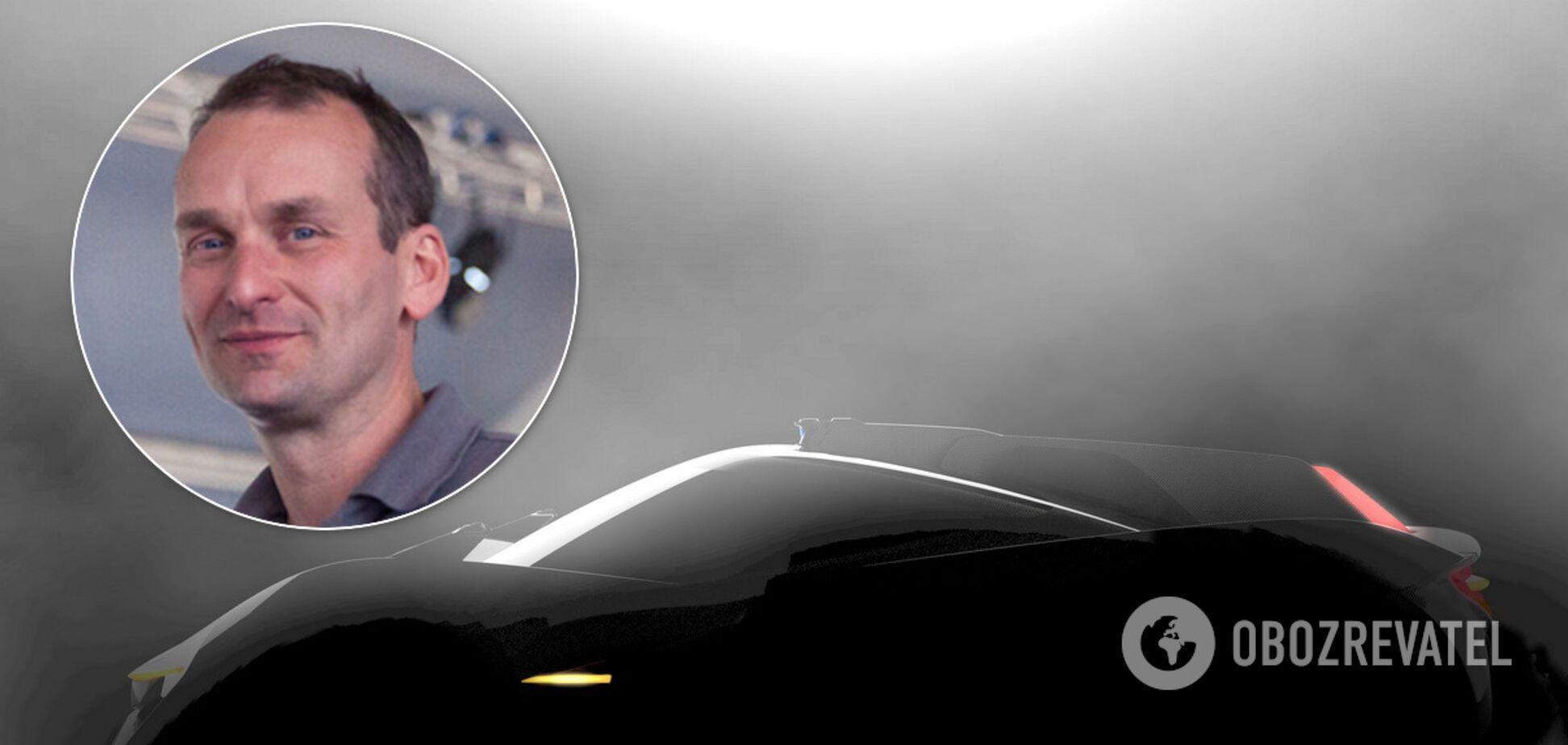 На автошоу в Женеве покажут загадочный электромобиль