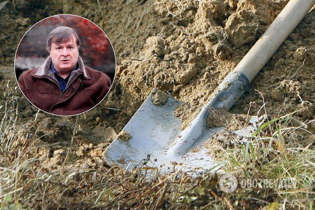 Экс-прокурор из Северной Осетии закопал жену в огороде