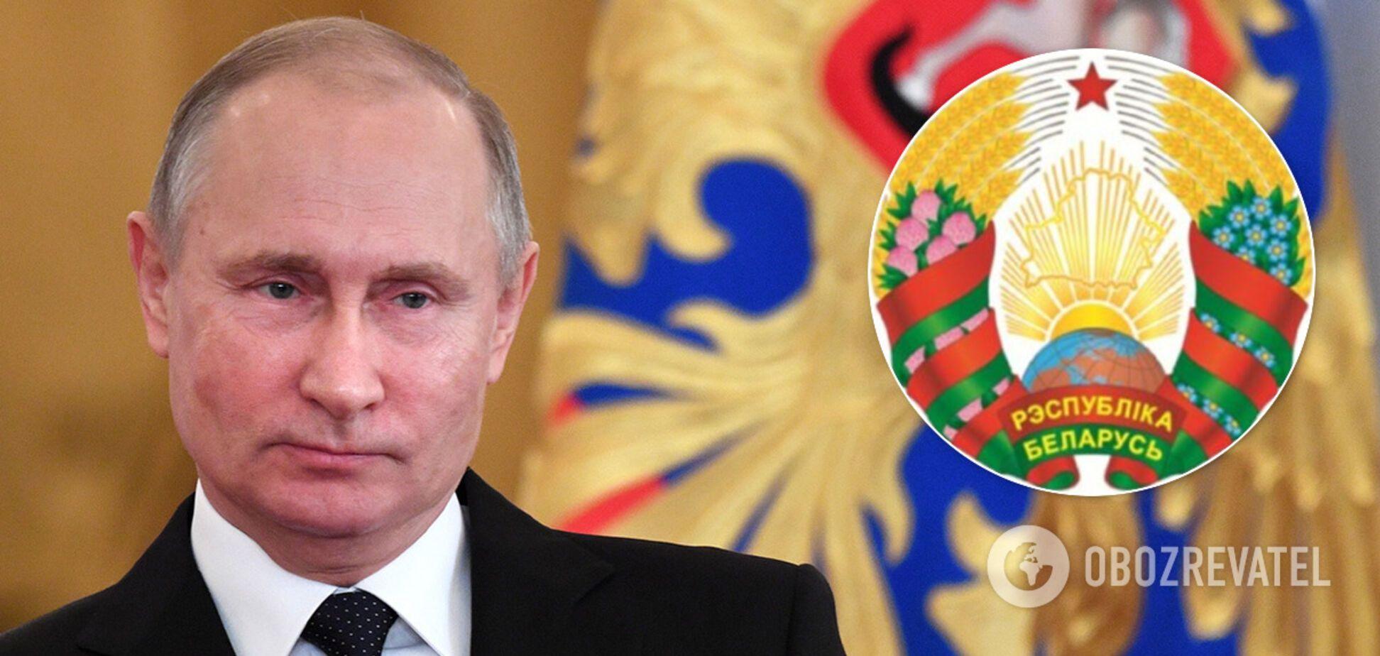 Как Путин будет убивать Беларусь