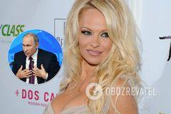 Сексуальна зірка Голлівуду написала відкритого листа Путіну: про що вона попросила