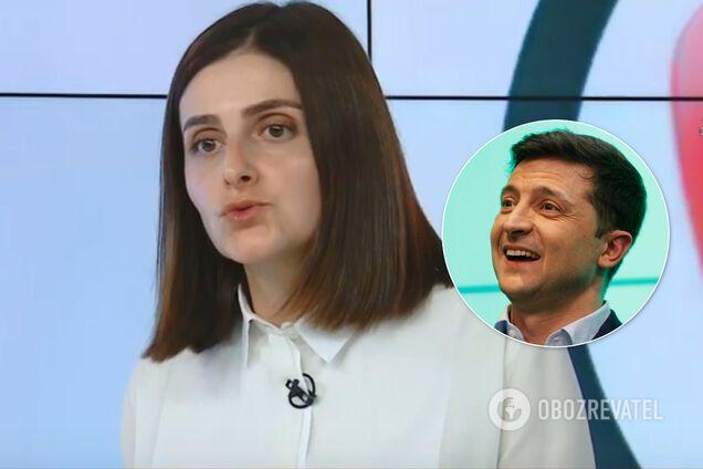 Василевская-Смаглюк и Зеленский