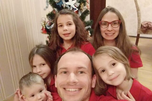 Сім'я Дениса Малюськи