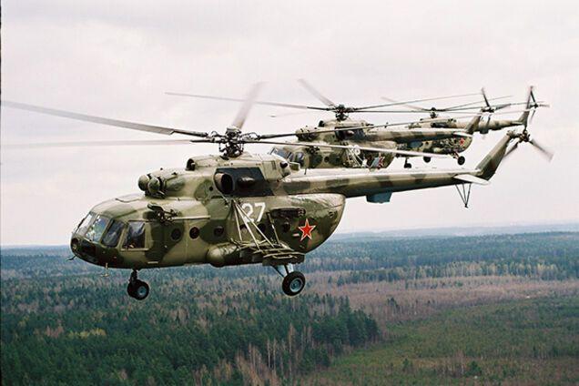Мі-8 екстрено сів на Ямалі