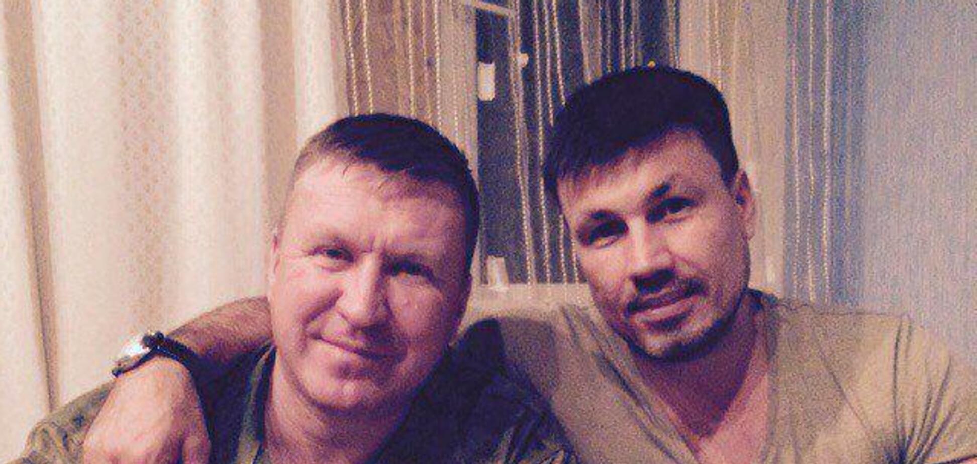 Скандального террориста 'ДНР' заметили на доске почета в РФ