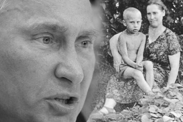 Батько бив палицею: з'ясувалися моторошні факти про дитинство Путіна