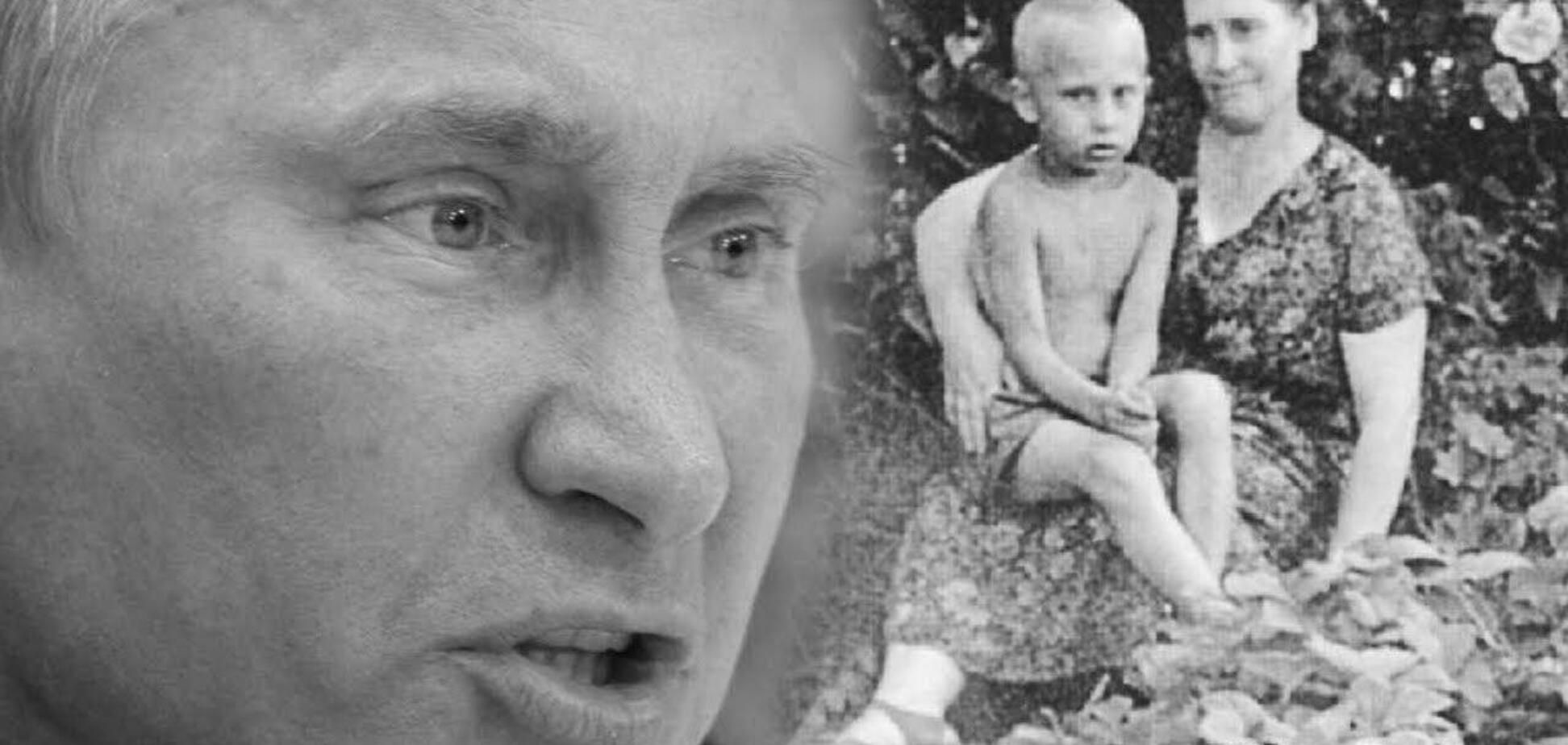 Батько бив палицею та хотів позбутися: з'ясувалися моторошні факти про дитинство Путіна