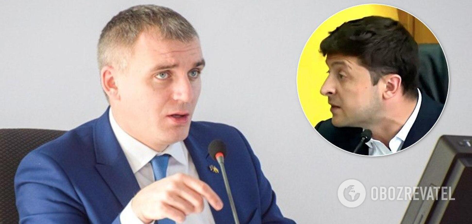 'Вийди звідси!' Мер Миколаєва 'увімкнув Зеленського' на зустрічі з таксистами. Відео