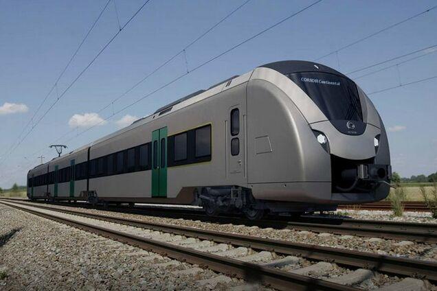 Акумуляторний поїзд Coradia Continental BEMU компанії Alstom