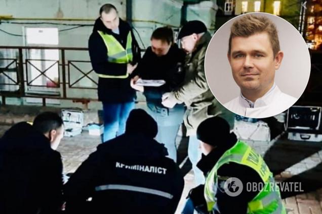 Андрей Сотник: названы возможные убийцы хирурга