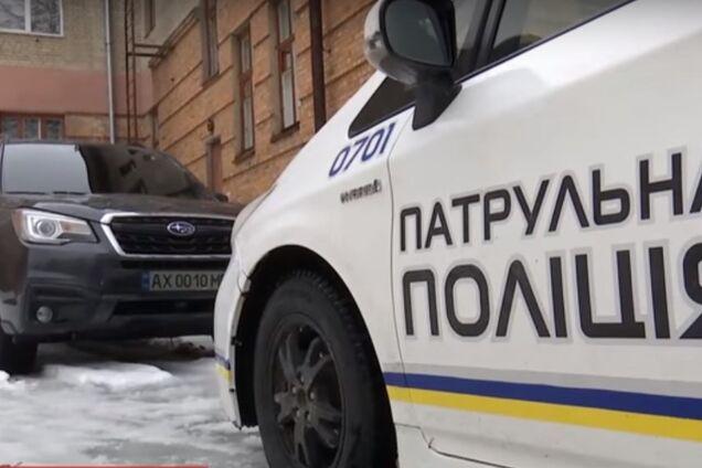 В Харькове полицейский подстрелил пассажира во время погони