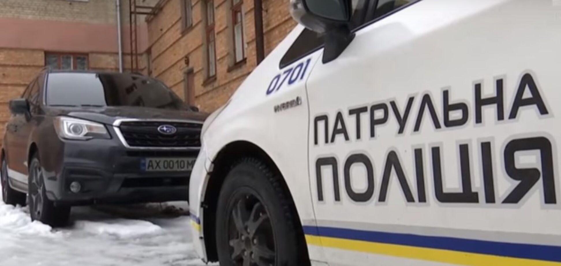 Сплошные дырки: появились детали погони со стрельбой в Харькове. Фото и видео 18+