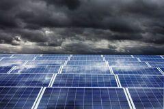 Сонячна енергетика врятувала Німеччину від урагану 'Сабіна'