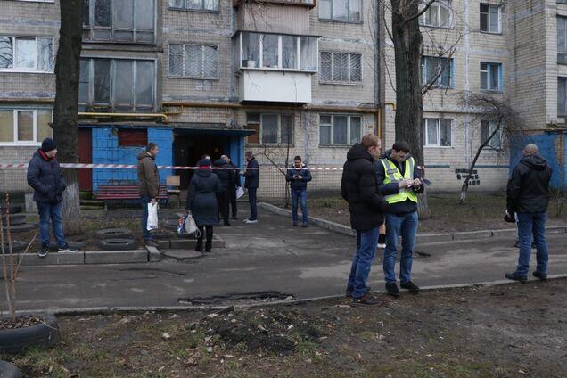 У Києві зять убив тещу і розчленував тіло