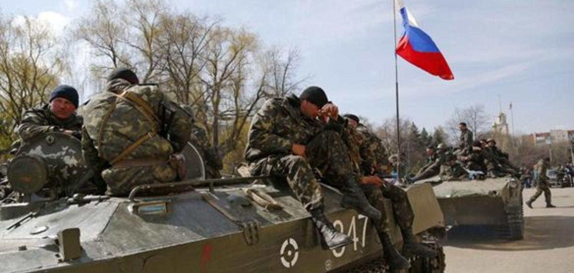 В марте Россия может начать новую войну?