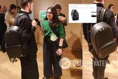 Заступник голови Офісу Зеленського носить рюкзак за 2 тисячі євро. Фото