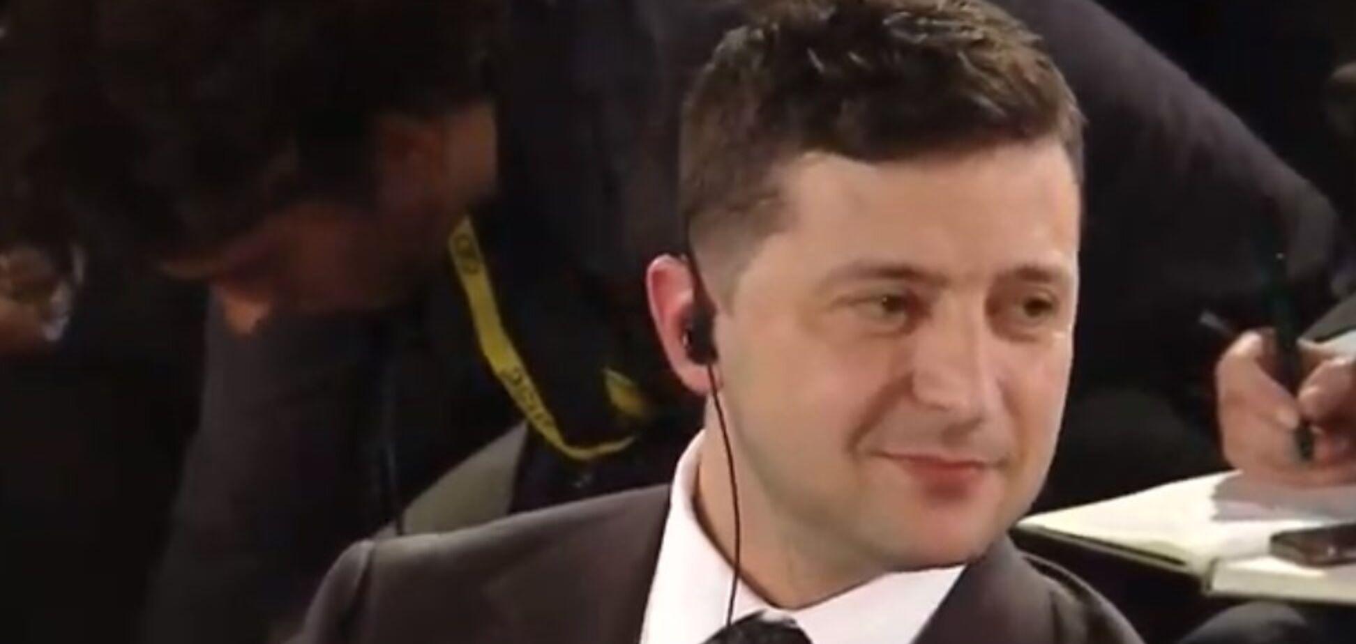 'У мене великі вуха': Зеленський осоромився в Мюнхені. Відео