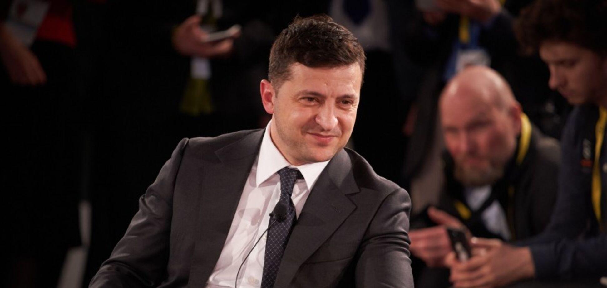 Зеленский раскрыл планы по восстановлению Донбасса