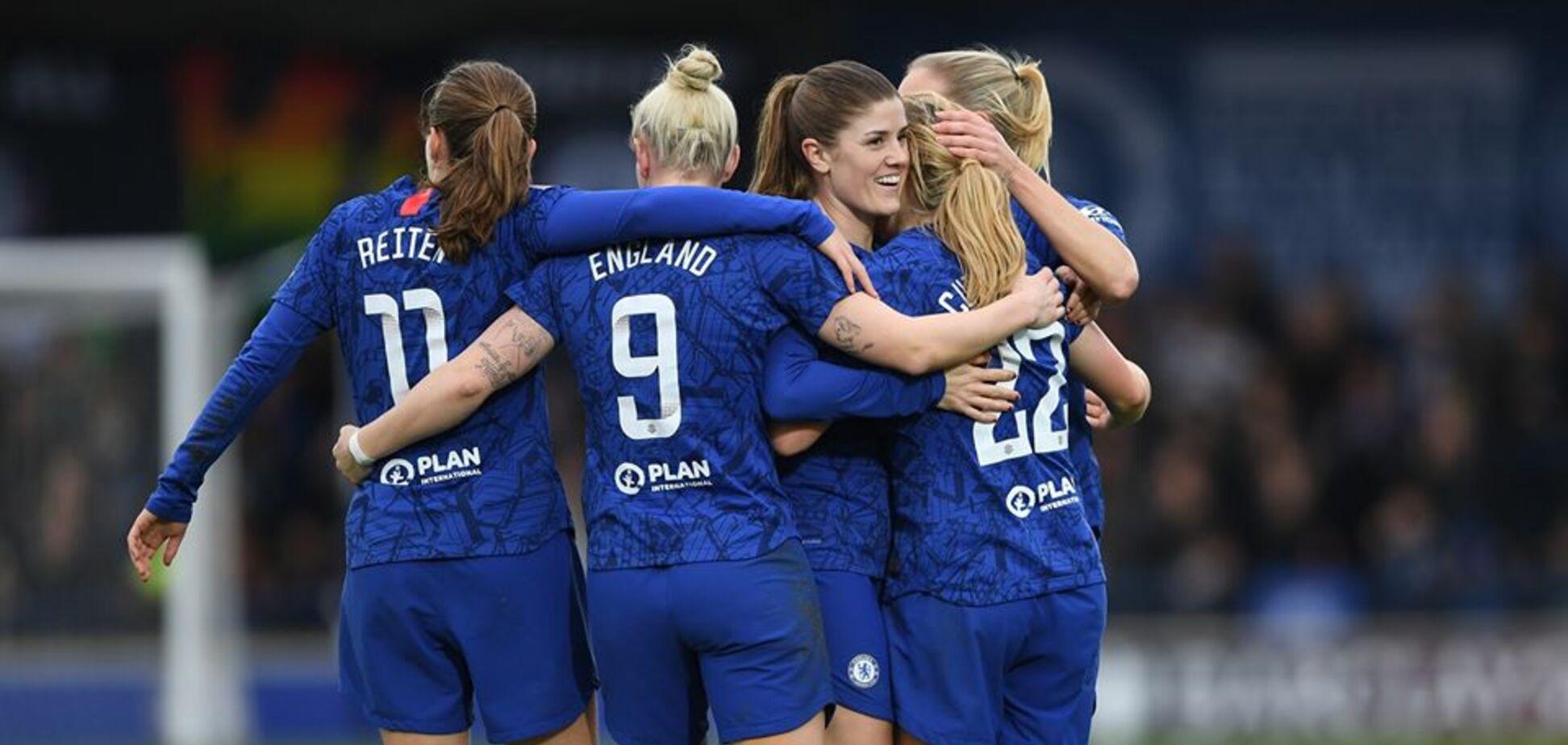 ФК 'Челси' первым в мире будет учитывать критические дни у женщин