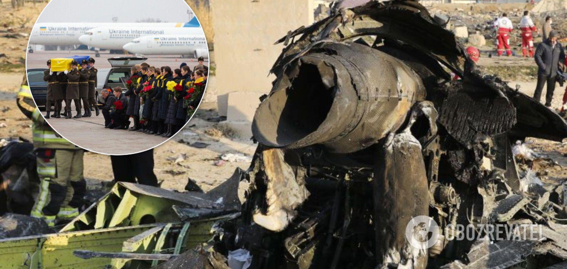 Иран заявил о готовности выплатить компенсацию за катастрофу самолета МАУ
