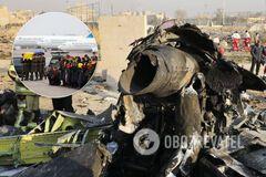 Иран сделал громкое заявление по виновным в крушении самолета МАУ