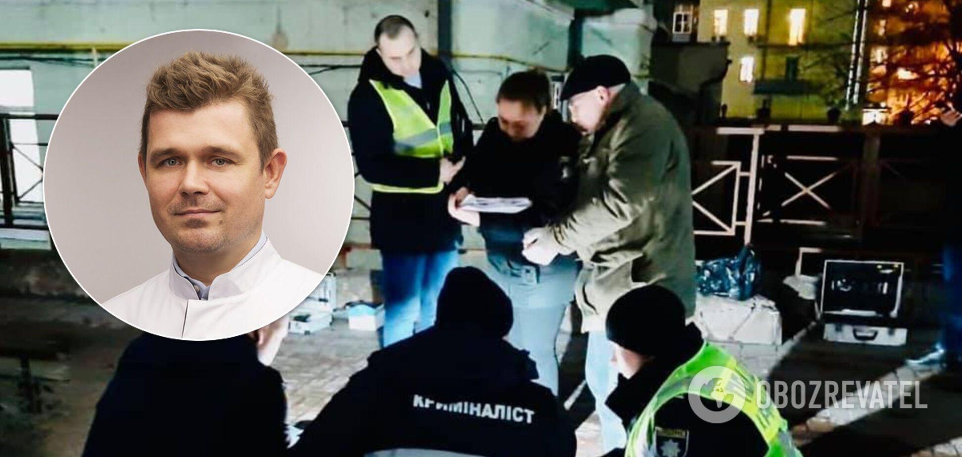 Суд принял решение по подозреваемым в убийстве пластического хирурга в Киеве