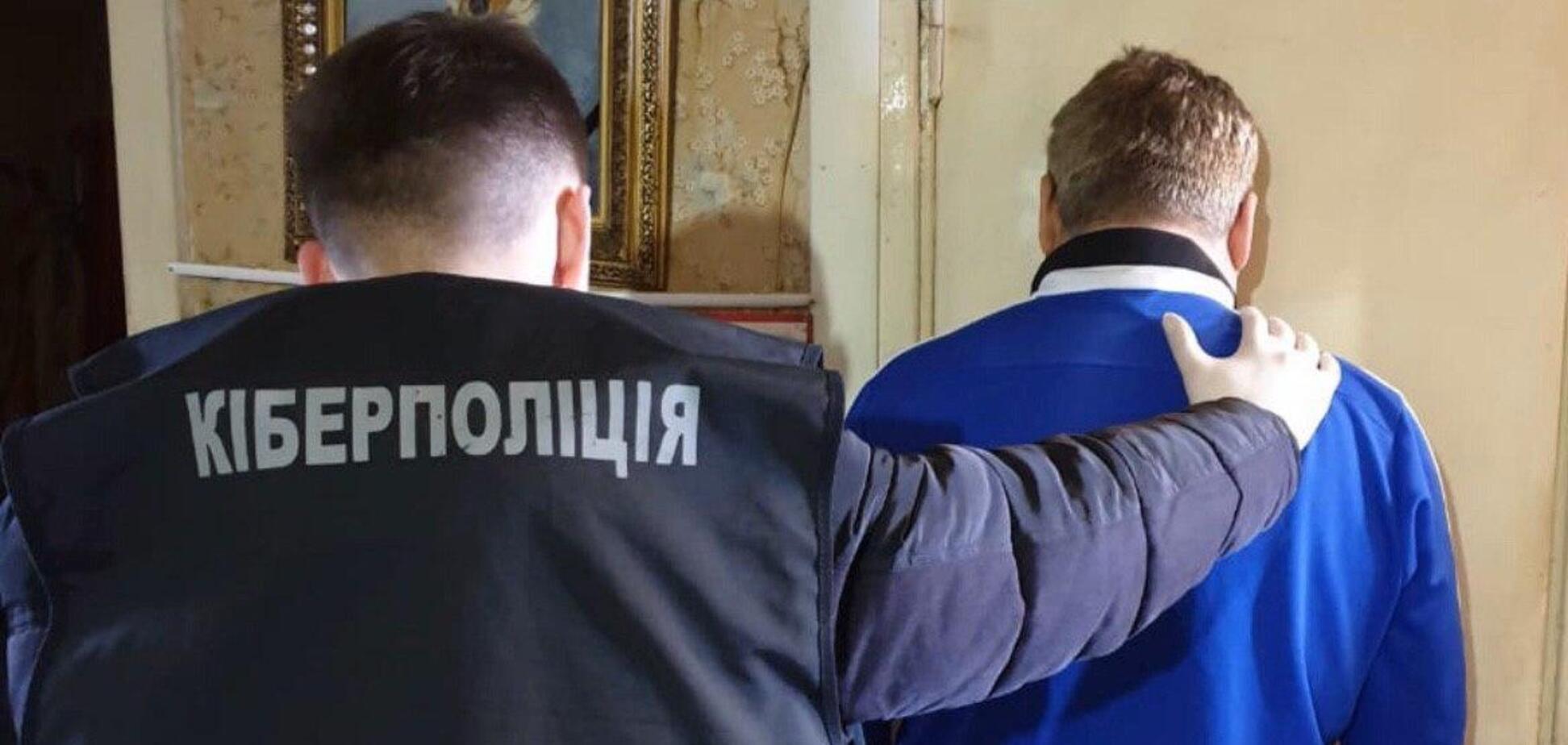 На Днепропетровщине извращенец снимал 13-летнюю девочку в порно