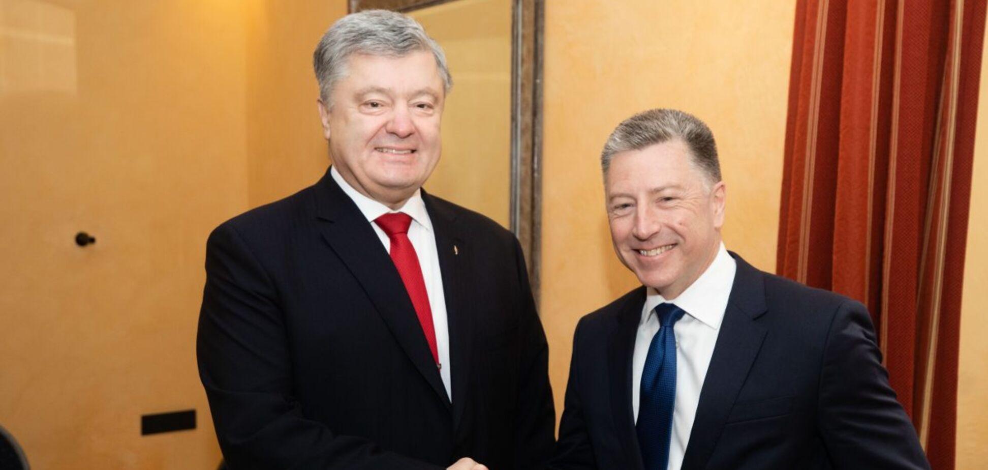 Волкер: Порошенко восстановил армию Украины и остановил агрессию Путина