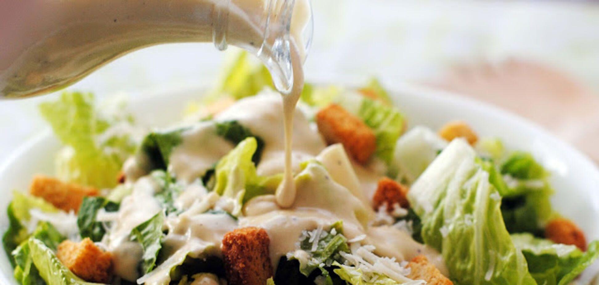 Самый вкусный 'Цезарь': как приготовить салат правильно