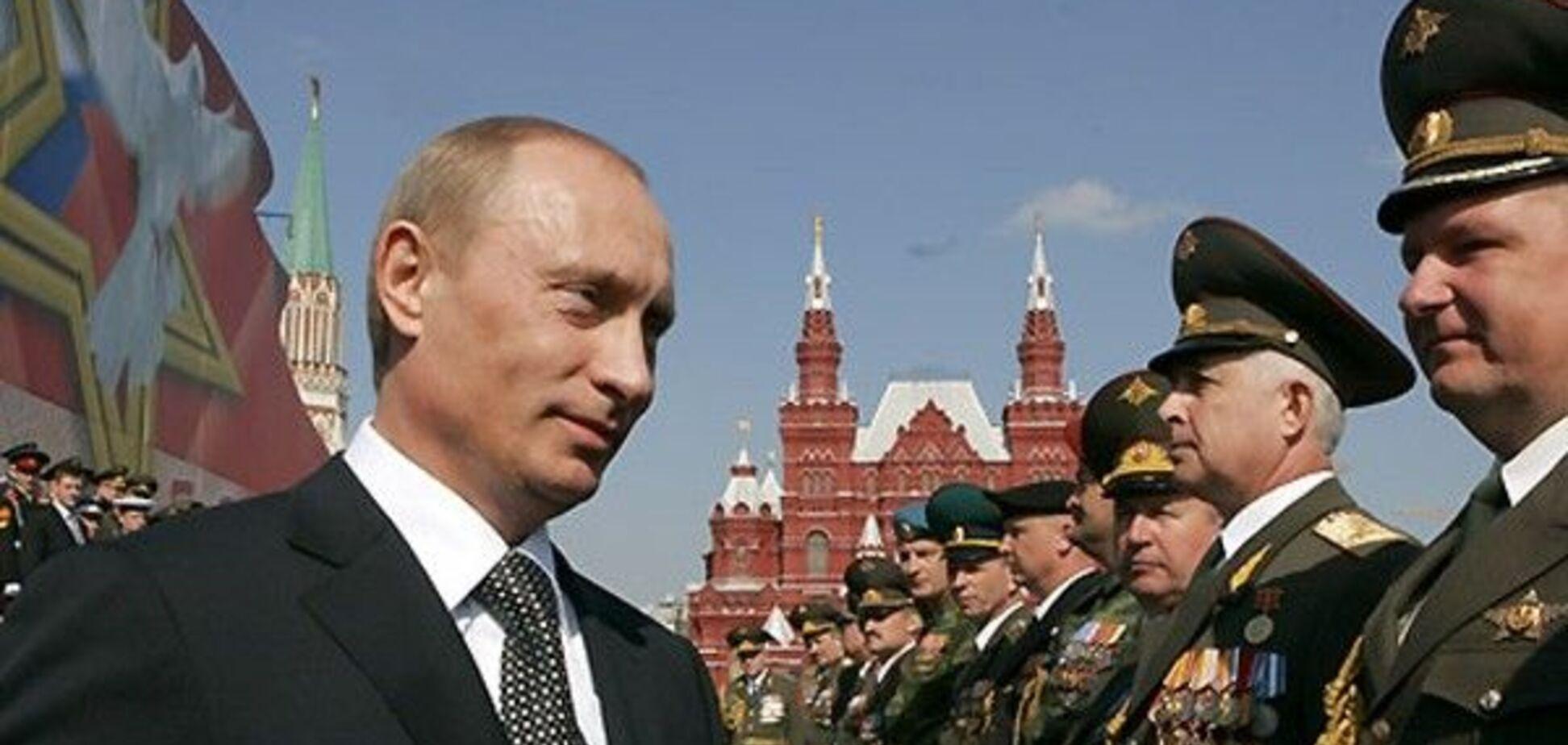 Путіну потрібна брехня про війну