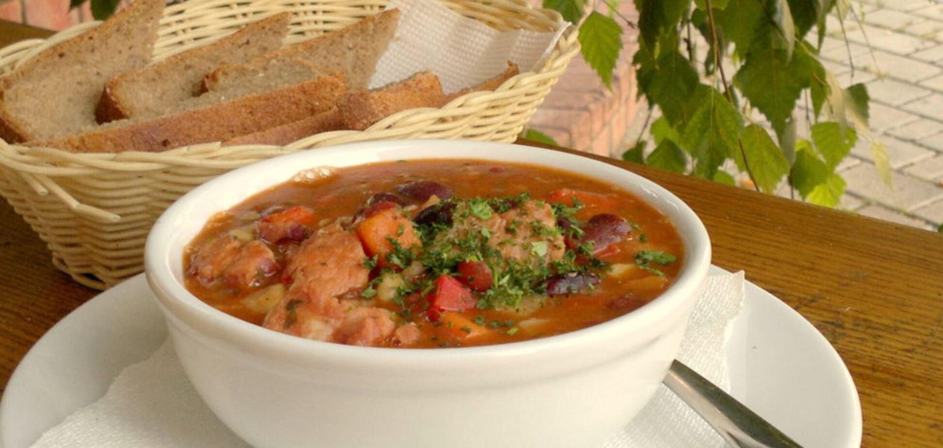 Рецепт сытного венгерского блюда на обед и ужин