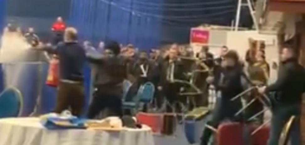 Бойня на чемпионате по боксу среди юношей в Ковентри