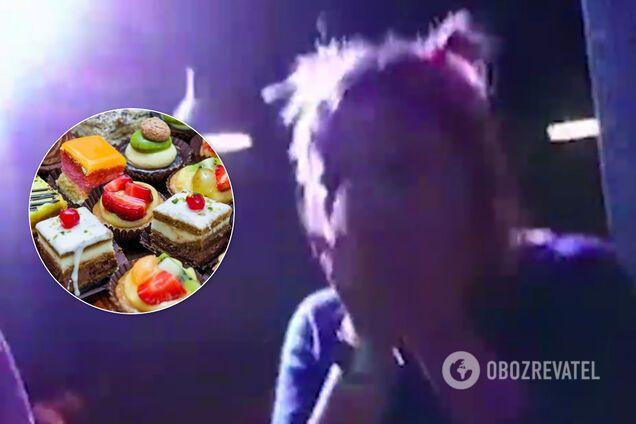 В Москве девушка умерла на конкурсе поедания пирожных