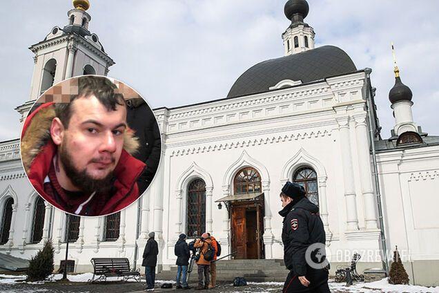 Ефим Ефимов устроил резню в церкви в Москве