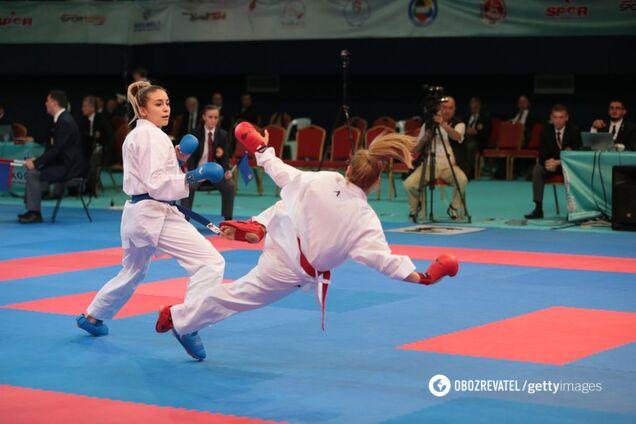 Украинская каратистка выиграла престижный турнир в Дубае и вышла на Олимпиаду photo