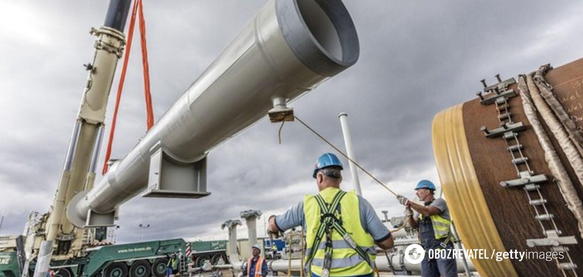 Український кокус в Конгресі США наполягає на нових санкціях проти учасників 'Північного потоку-2'
