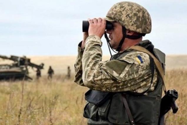 Террористы устроили ВСУ минометную атаку