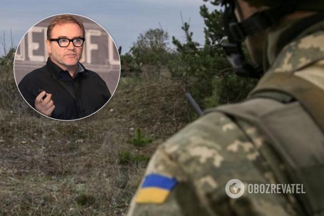 Международный эксперт предложил выход по Донбассу