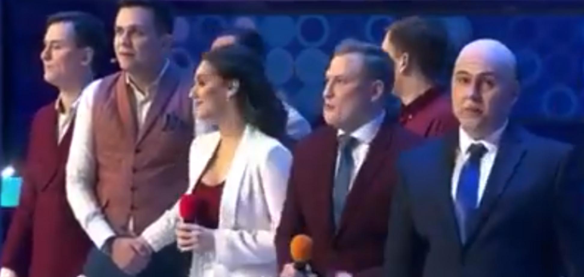 Нового премьера России 'попустили' на КВН