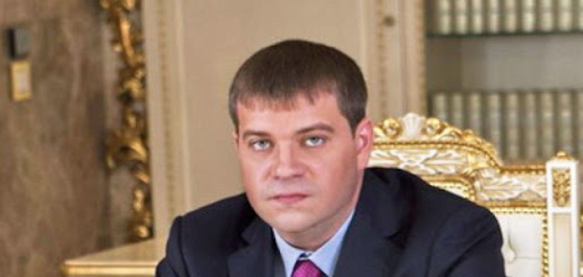 Євген Анісімов: затримали 'смотрящого' часів Януковича