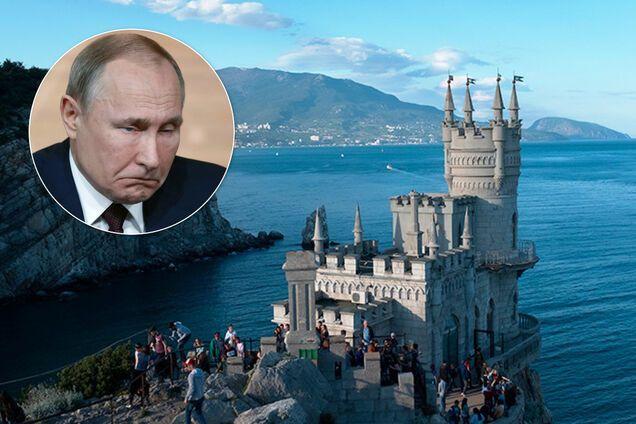 У 'Нафтогазі' озвучили збитки від анексії Росією Криму