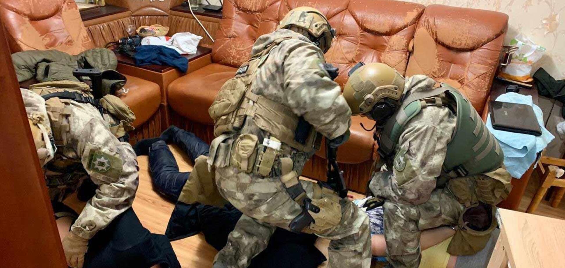 В Днепре задержали банду, устроившую смертельное ДТП. Видео