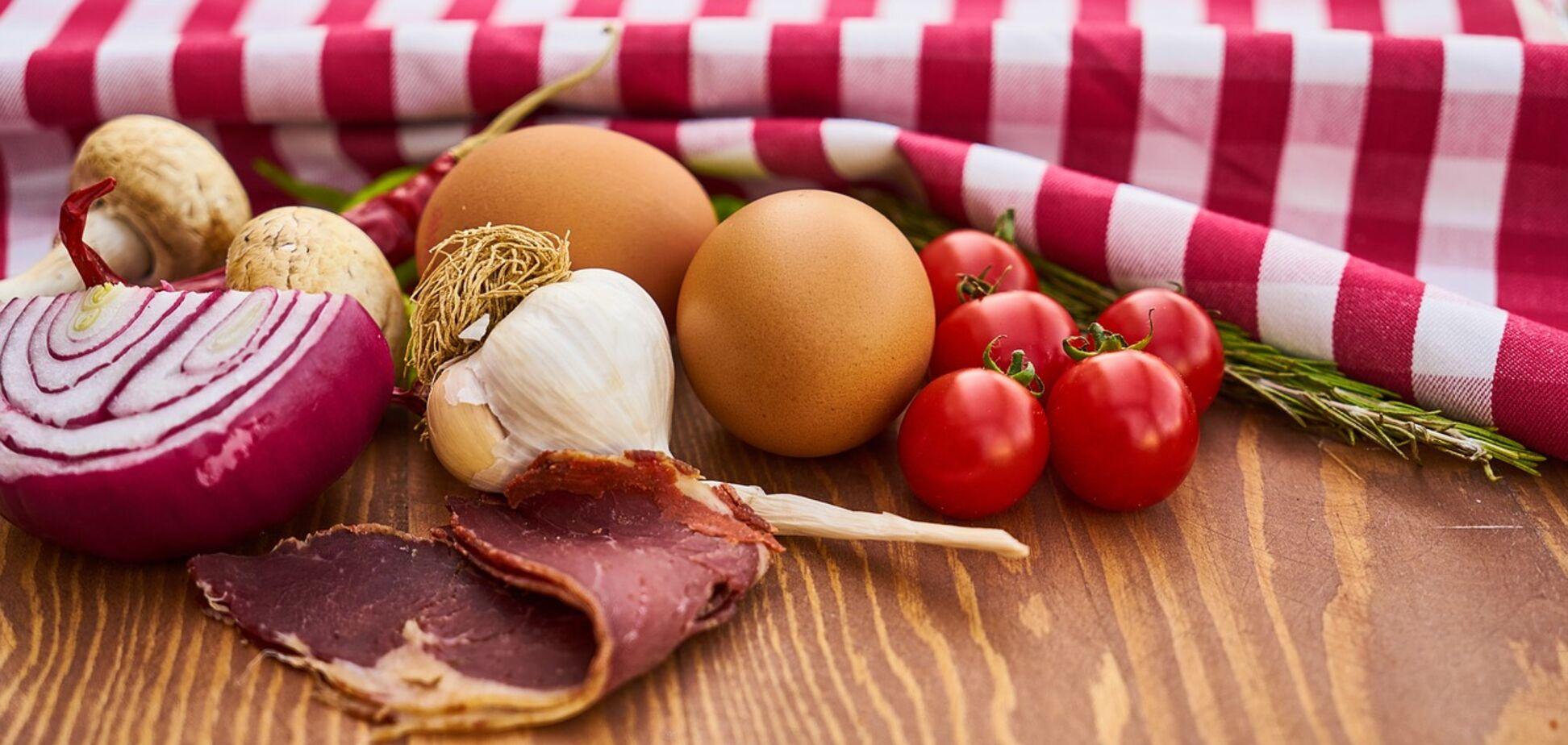 Рецепт простого і приголомшливо смачного сніданку